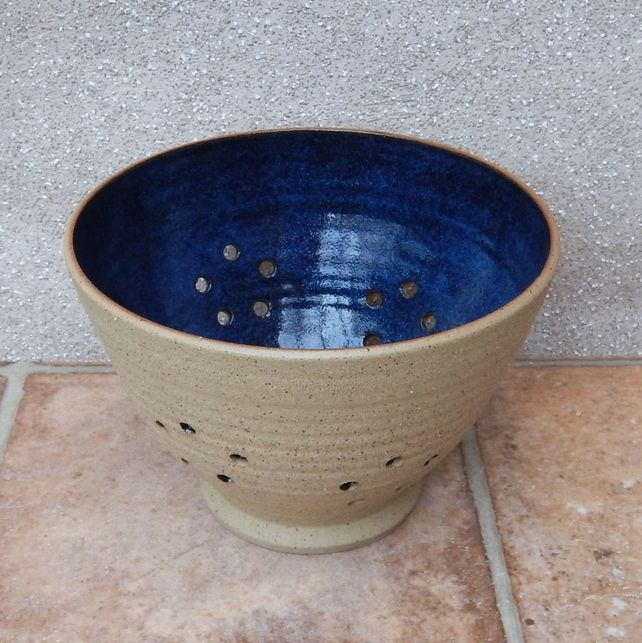 Berry bowl ..... hand thrown stoneware pottery