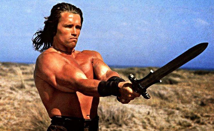 Conan El Barbaro 1982 Critica De La Pelicula Conan Barbaro Conan El Barbaro Peliculas