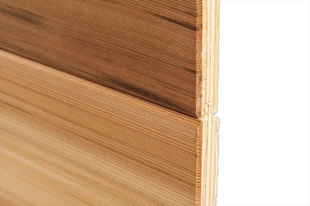 Builddirect Tongue And Groove Vg Clear Engineered Tongue Groove Vg Clear Engineered Profile View Cedar Tongue And Groove Tongue And Groove Siding