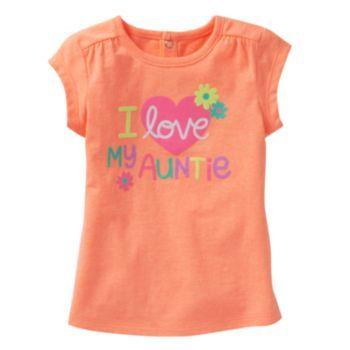 e4ada72c3715 Baby Girl Jumping Beans® Tee | Cute Tops/Shirts | Jumping beans ...