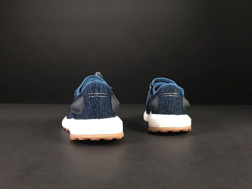 Adidas Pure Boost Running BA8896 Blue