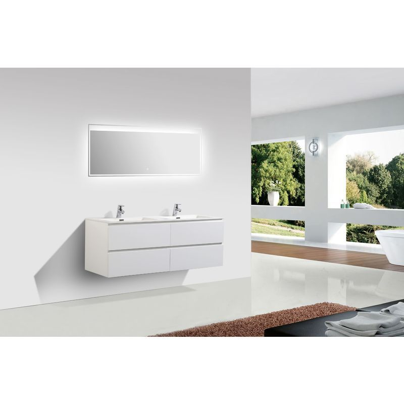 Ensemble Meuble Et Vasque Bathroom Lighting Home Decor Mirror