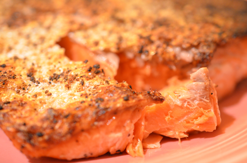 Recipe for red sockeye salmon recipes