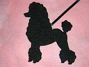 poodle skirt applique template - google image result for