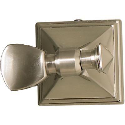 Home Decor Company Craftsman Pivot Mirror Mounting Hardware Brushed Nickel 202446 Home