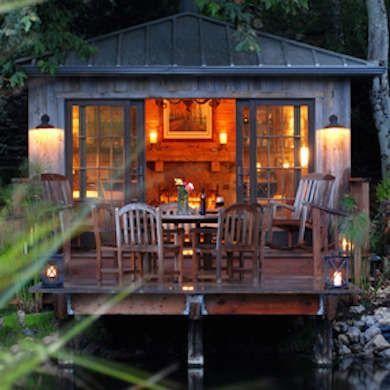 Tiny home charisma design