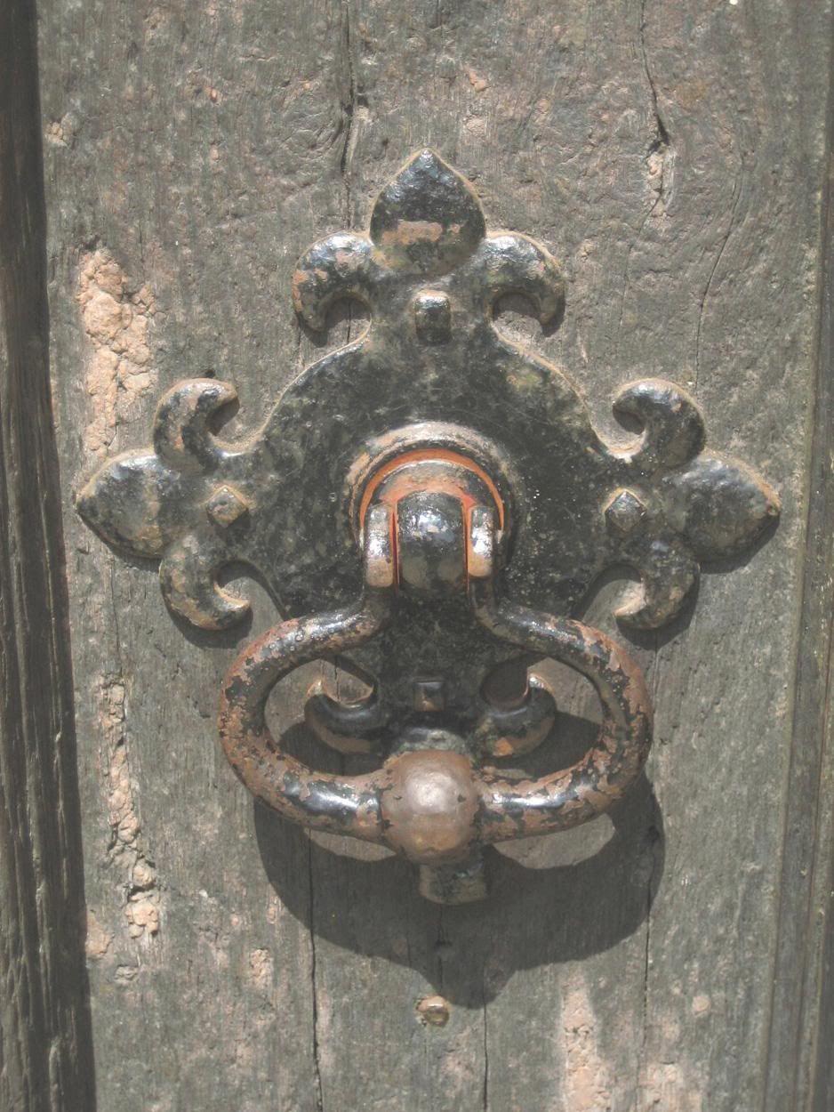 Antique door knocker image wizards photography artography