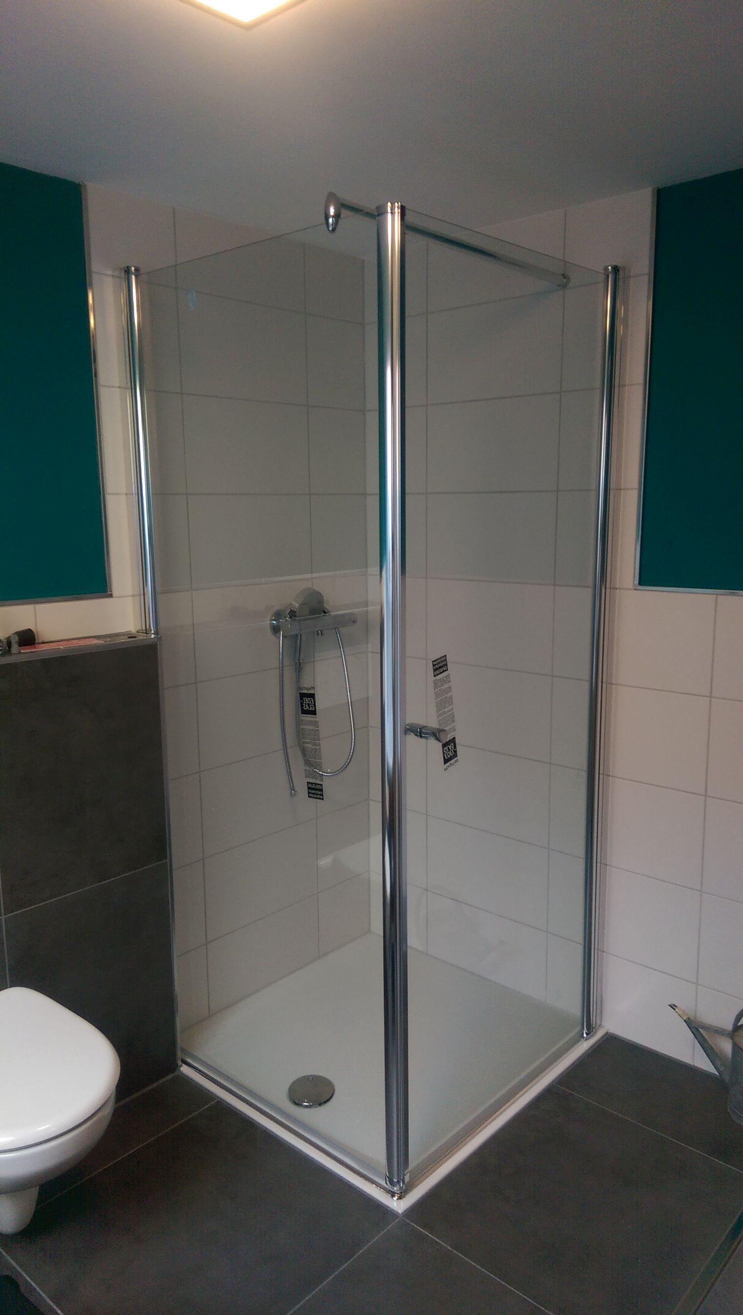 Pin Von Suerig Badshop Auf Aufmass Und Montage Wc Trennwande Kleine Duschen Duschkabine