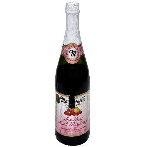 Martinelli's Gold Medal Sparkling Apple-Raspberry Juice (Pack of 6) For underage wedding attendee's
