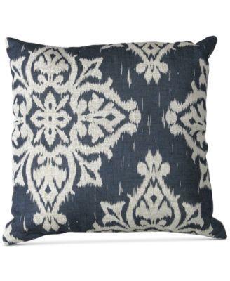 "Macy's Decorative Pillows Amazing Elrene Medina 18"" Square Decorative Pillow  Pillows Squares And Design Decoration"