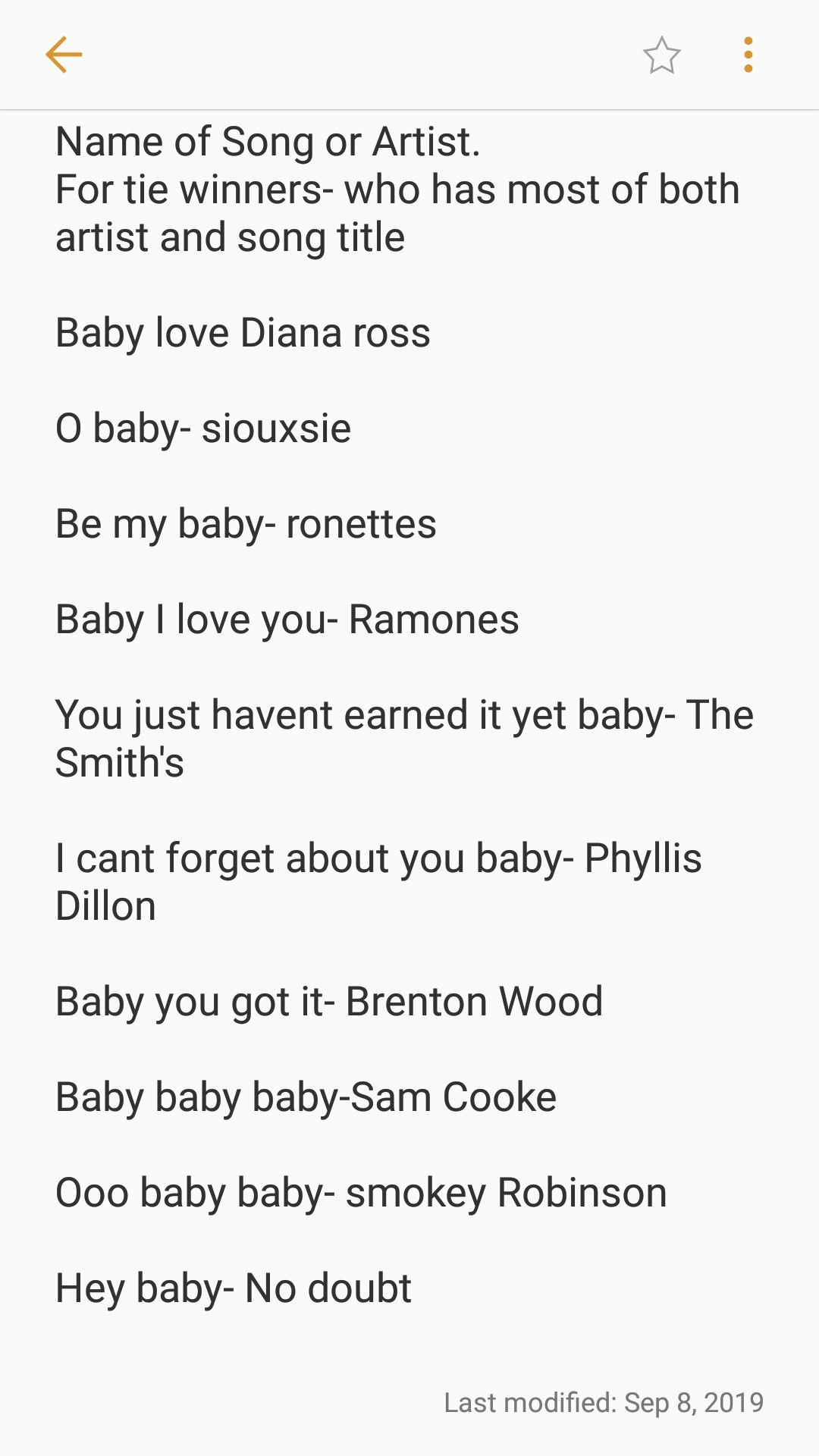 Super Fun Babyshower Game Play A Bit Of The Song For Guests To Guess The Artist And Or Song Title Think Name That Tune Name That Tune Songs Names