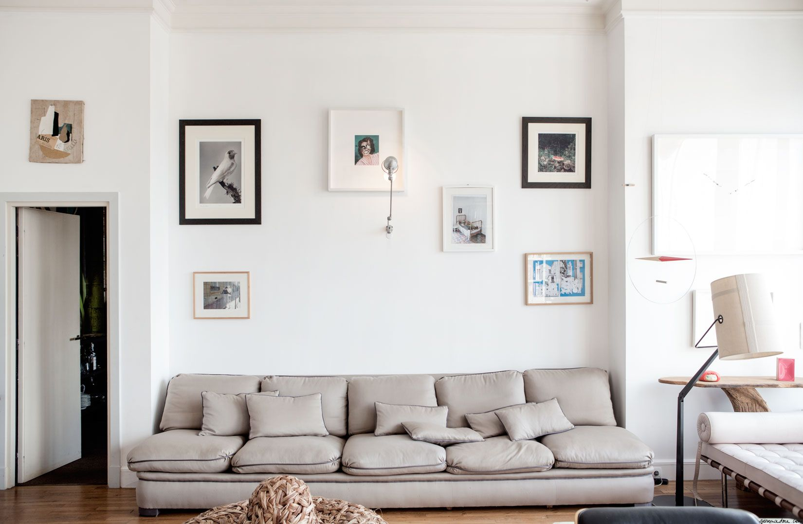 Ramdane & Victoire\'s Apartment | Paris apartments, Flats and Living ...