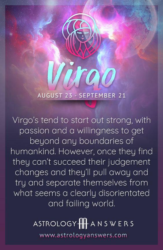 Pin by Aubrey Schmidt on Virgo   Virgo zodiac, Virgo