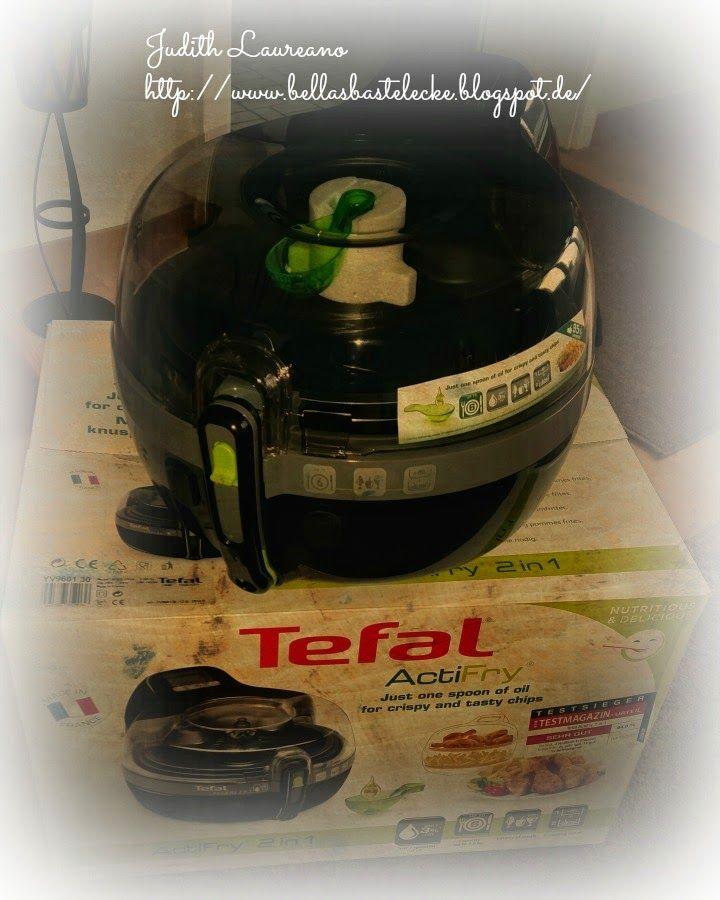 Bella´s Bastelecke: Actifry 2in1 von Tefal