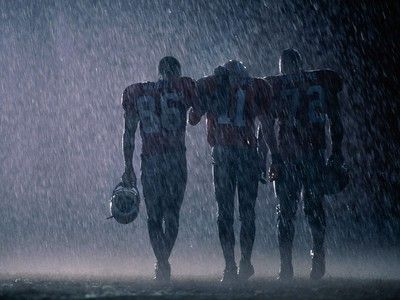 Fototapete Amerikanischer Fußball • Pixers® – Wir leben, um zu verändern