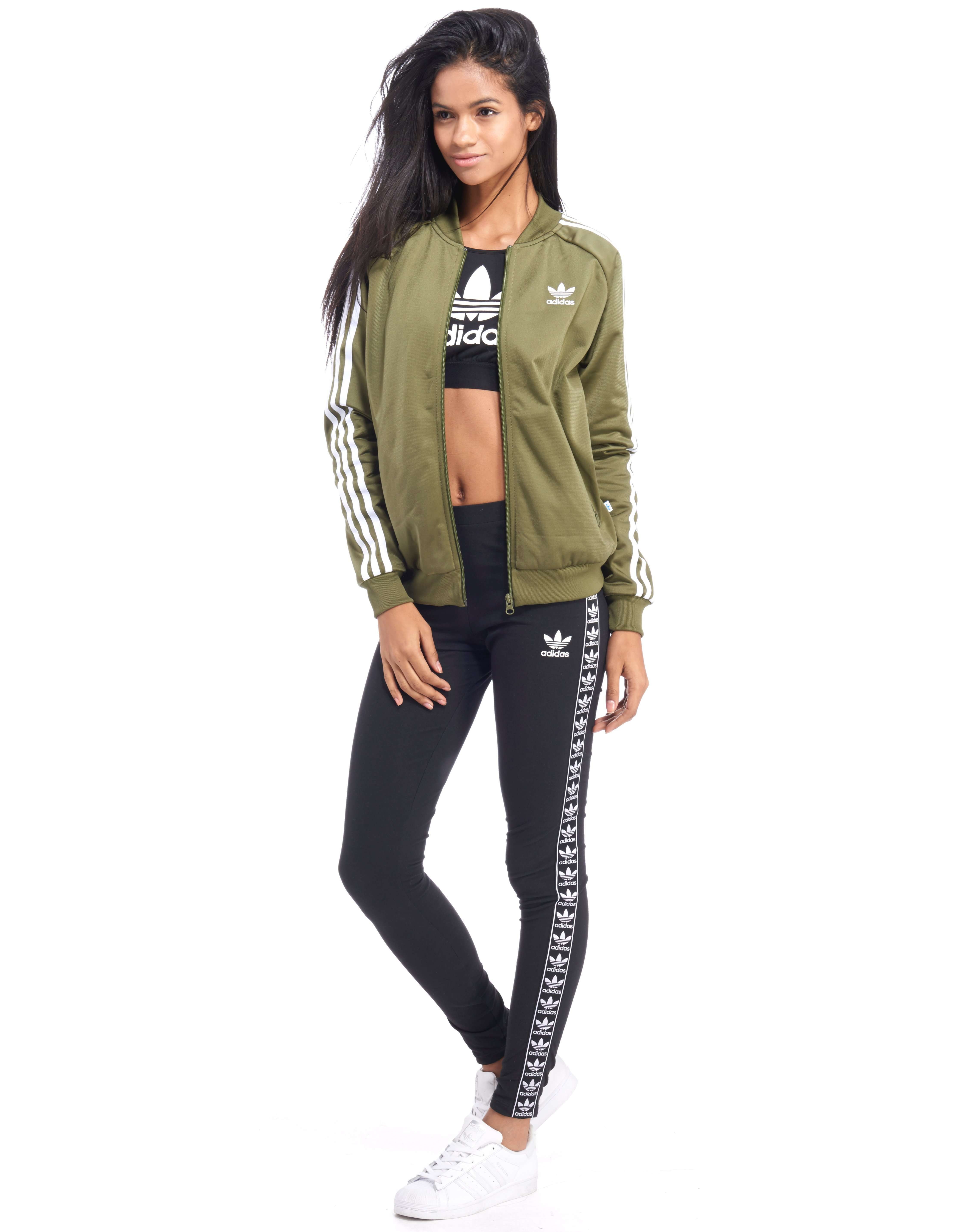 0bc66dd3 adidas Originals Supergirl Track Top | JD Sports | Workout wear and ...