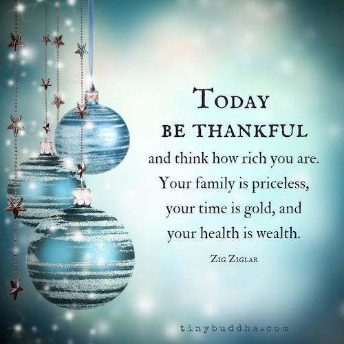 Today Be Thankful Inspirational Quotes Gratitude Quotes