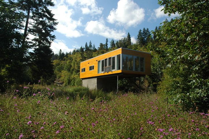 Gallery Of Neal Creek Residence Paul Mckean Architecture