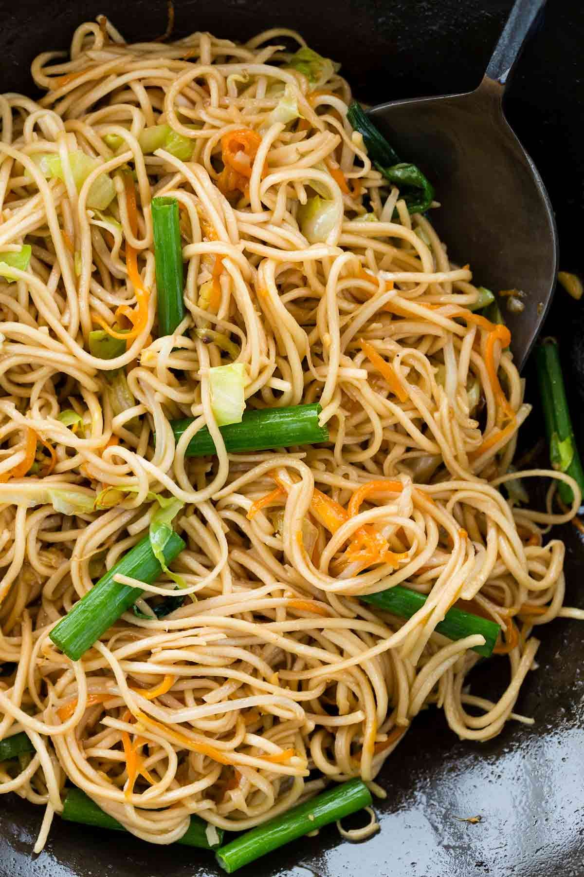 Chow Mein Recipe Chow Mein Asian Recipes Chinese Chow Mein