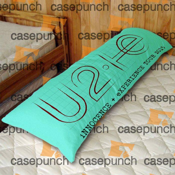 An4-u2 Innocence Experience Tour 2015 Body Pillow Case