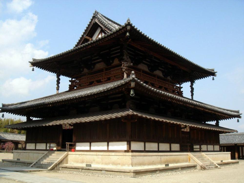 法隆寺地域の仏教建造物 世界遺産オンラインガイド 法隆寺 世界遺産 奈良 法隆寺