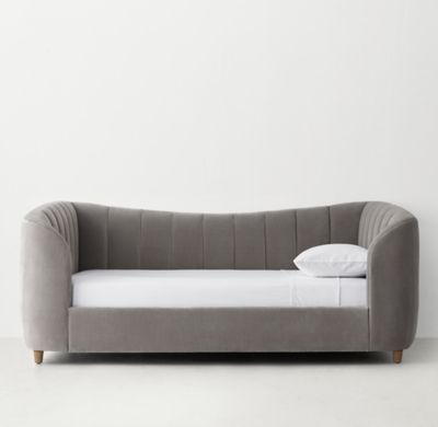 Valentina Upholstered Daybed In 2019 Daybed Upholstered
