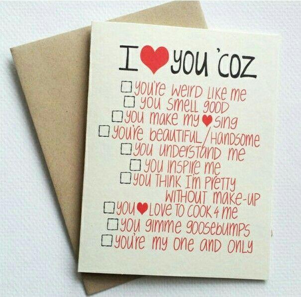 Valentine Cards Ideas Pinterest Valentines Anniversary Cards
