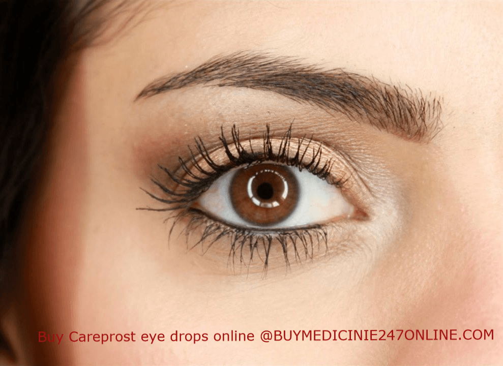 Get The Incredible Benefits Of Careprost Eye Drops As It Is A