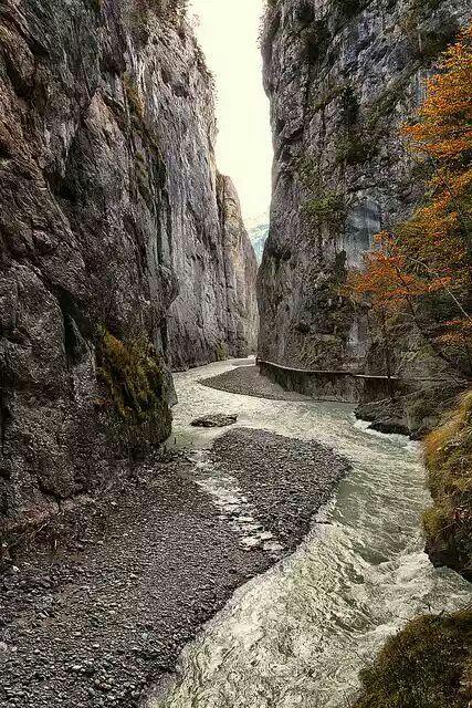 River Aar Switzerland