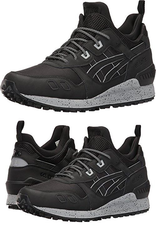 Onitsuka Tiger by Asics Unisex Gel Lyte MT BlackBlack 1 9.5 M US