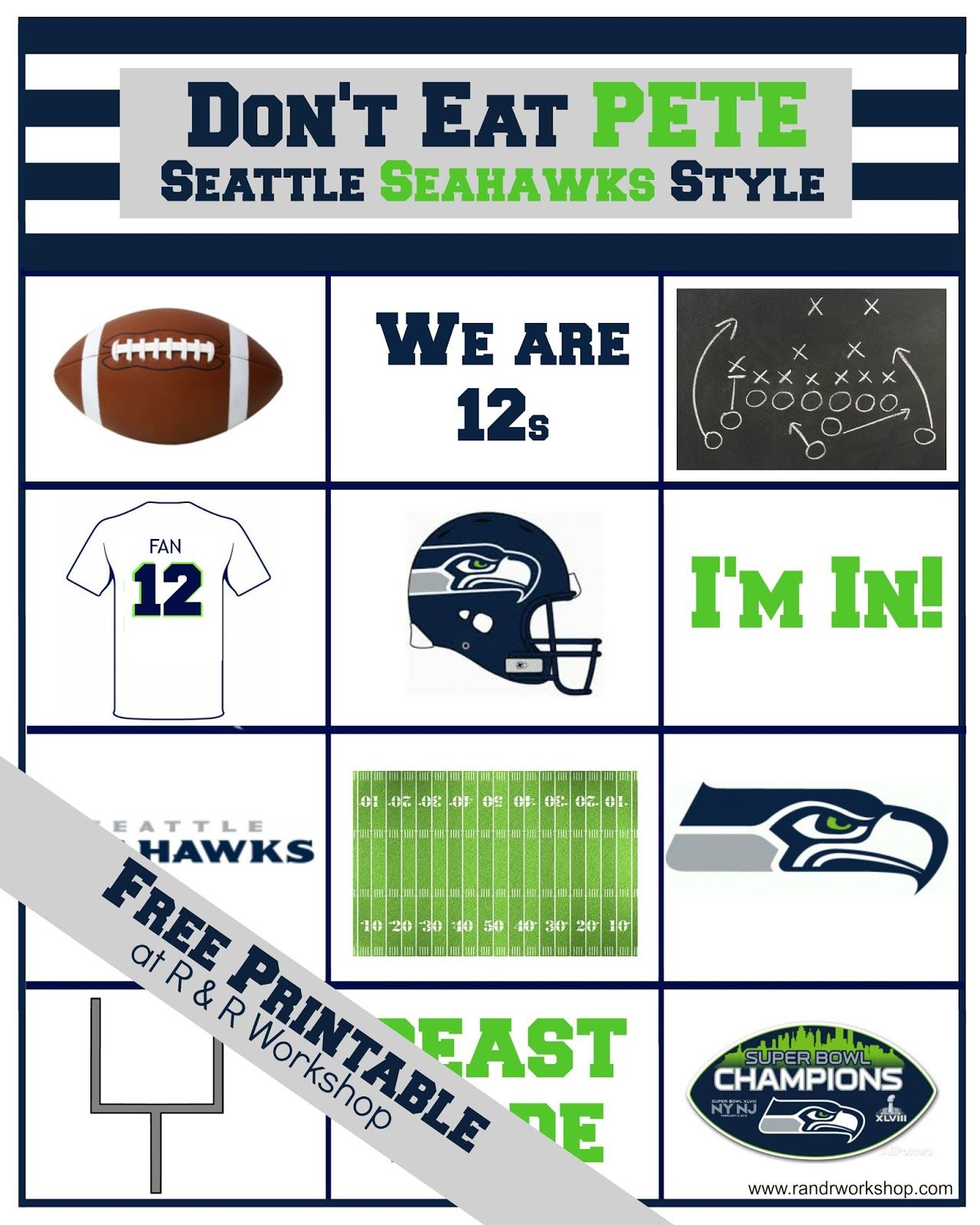 Magnífico Dibujo De Seattle Seahawks Para Colorear Viñeta - Ideas ...