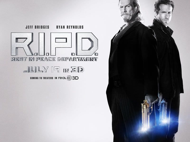 RIPD Movie poster | New movies in theaters, Coming to ...