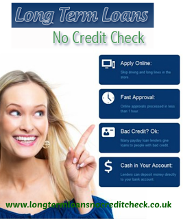 Discover fine money option to satisfy financial necessities of month and simply apply for no credit check loans to remove your dept problems for one month