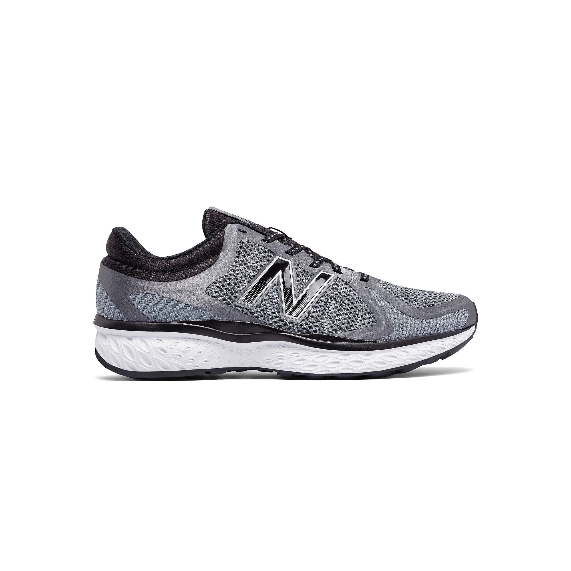 New Balance 720 v4 Men\u0027s Running Shoes, Size: 10.5 Ew 4E, Med Grey