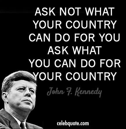 Los Alamos Daily Post Kennedy Quotes Jfk Quotes Quotes By