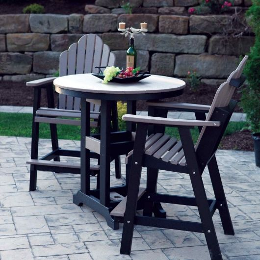 Cozi Back Bar Chair Available In 18 Colors From