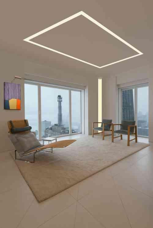 Bien-aimé Bande LED pour éclairage intérieur moderne, joli et pratique  RE14