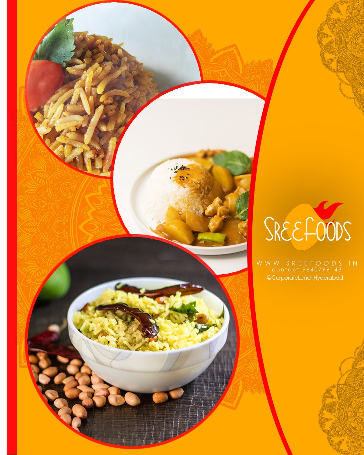 Sreefoods corporate catering #officecatering #officelunch #corporateevents #corporatecatering