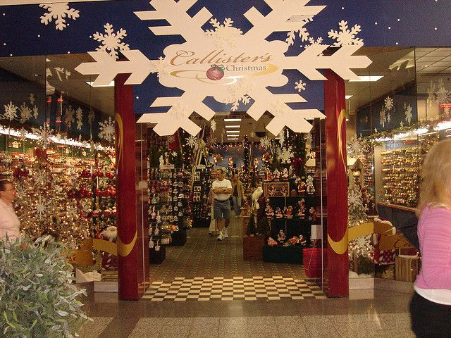 mall of america stores mall of america 01 christmas store flickr photo sharing - Mall Of America Christmas Decorations