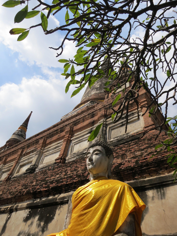 Ayutthaya:Wat Yai Chai Mongkon