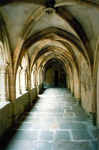 ambience, arch, arches, architecture, castle, cloister ...