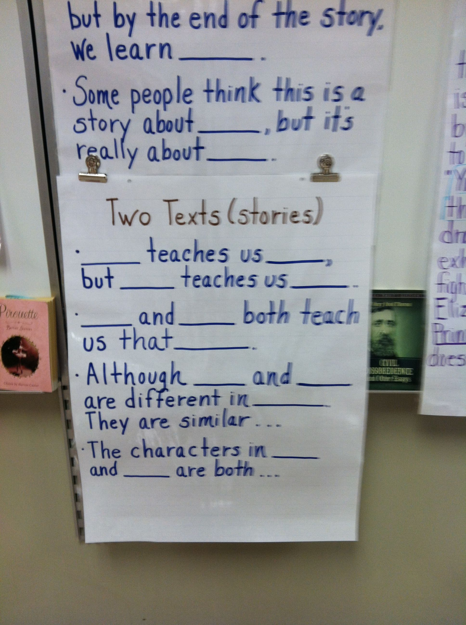 best images about literary essay unit anchor charts on 17 best images about literary essay unit anchor charts student anchor charts and texts