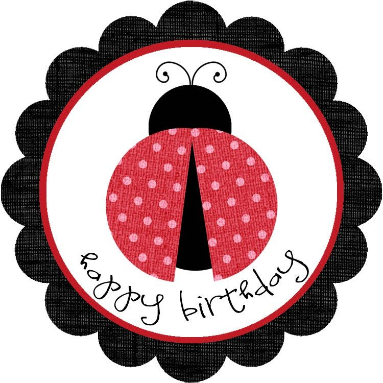 Kinzie\'s Kreations: Ladybug Party: Printables | Free Miscellaneous ...