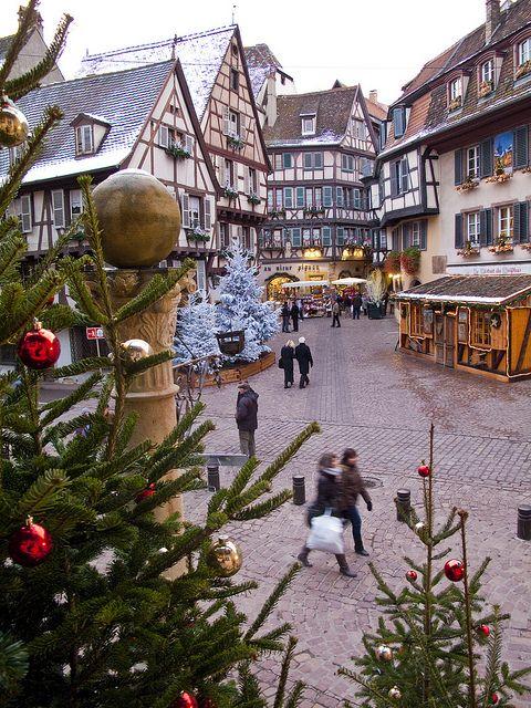 Colmar Viajes Navidad Lugares Increibles Viajes