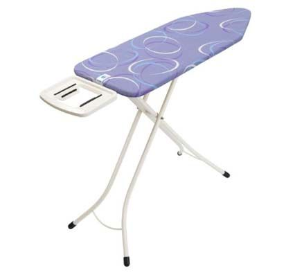 2 Brabantia Ironing Board With Solid Steam Ironing Rest Iron