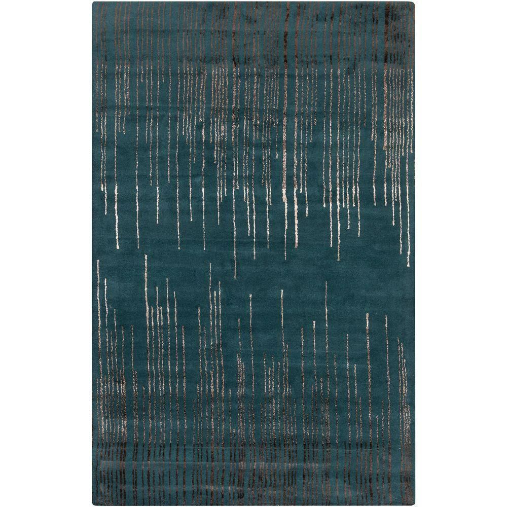 Artistic Weavers Sabrosa Teal 8 Ft. X 11 Ft. Indoor Area Rug S00151024133
