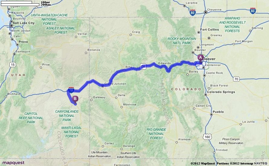 Driving Directions from Denver, Colorado to Moab, Utah ... on adot road conditions, brian head road conditions, memphis road conditions, udot road conditions, oregon road conditions, arches national park road conditions, usa map road conditions, nj road conditions, cleveland road conditions, interstate 80 road conditions, nashville road conditions, pikes peak road conditions, north carolina road conditions, kauai road conditions, chicago road conditions, kentucky road conditions, southeast wyoming road conditions, togwotee pass road conditions, pagosa springs road conditions, flagstaff road conditions,