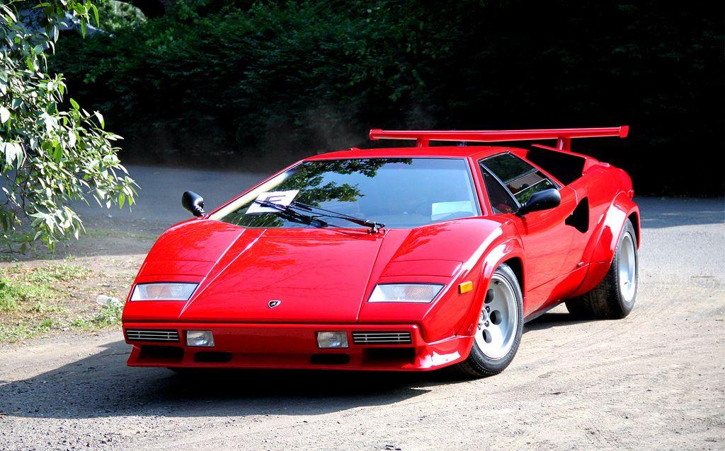 1985 Lamborghini Countach 5000QV | Flickr - Photo Sharing!