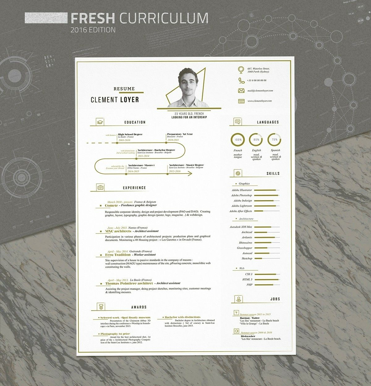 Pin de Christen Nicole en Resume and Cover Letter | Pinterest