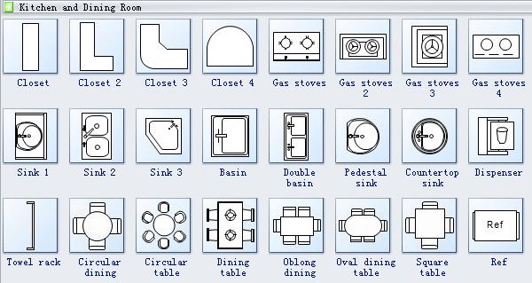 Floor Plan Furniture Symbols Bedroom Electrical Plan Symbols Floor Plan Symbols How To Plan